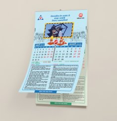 WR sefty Wall Calendar